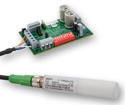EE870 Modular CO2 Transmitter for Demanding Applications