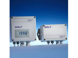 PU/PI Differential Pressure Transmitter