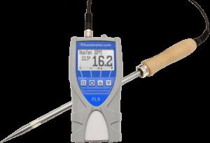 Humimeter FLH Hops Moisture Meter