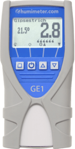 Hunimeter GE1 Screed and Concrete Moisture Meter