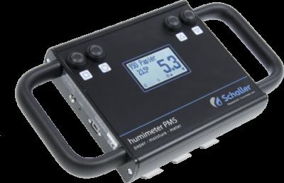 humimeter PM5 paper analyzer