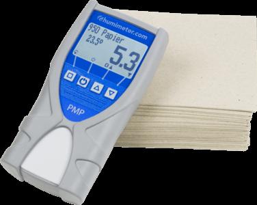 Paper moisture meter humimeter PMP
