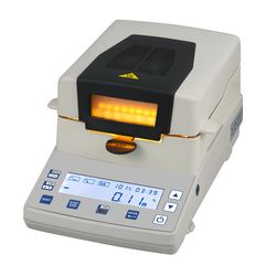 Moisture analyzer and analytical balance G110