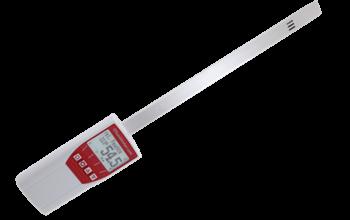 Paper moisture meter