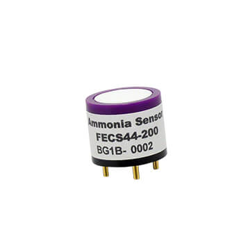 Low Ammonia Concentration Detector