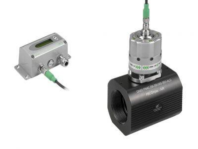 EE772 Inline Massflow Meter
