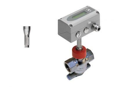 EE771 Inline Mass Flow Meter