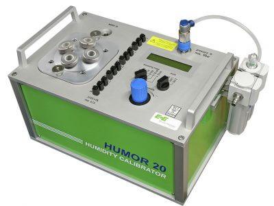 Humidity calibration