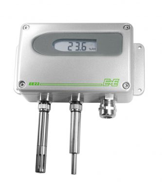 EE22 Humidity and temperature transmitter