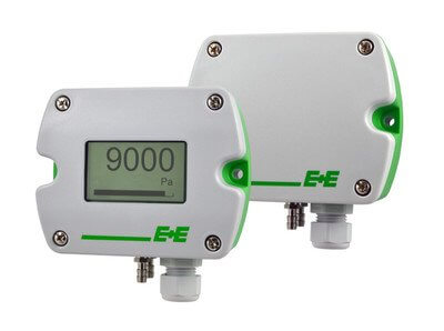 EE600 CO2 Temperature and Humidity Room Transmitter