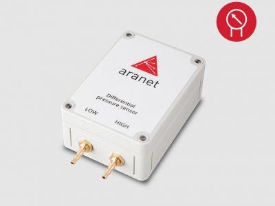Aranet Differential Pressure Sensor
