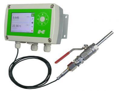 moisture in oil transmitter
