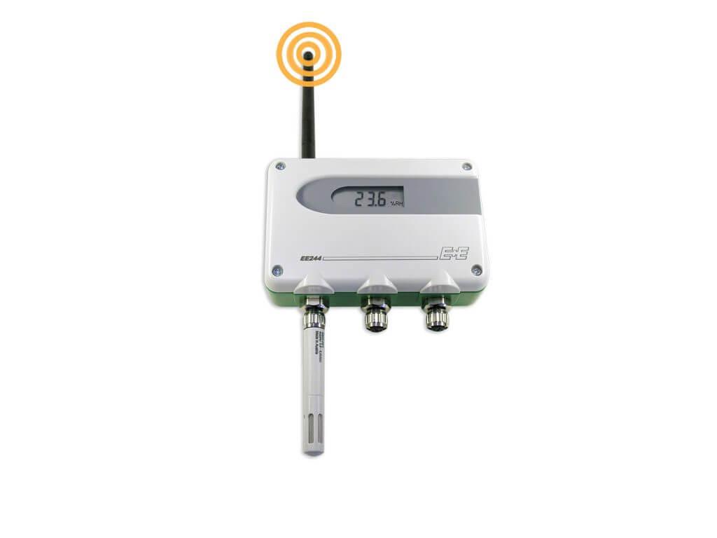 A wireless transmitter