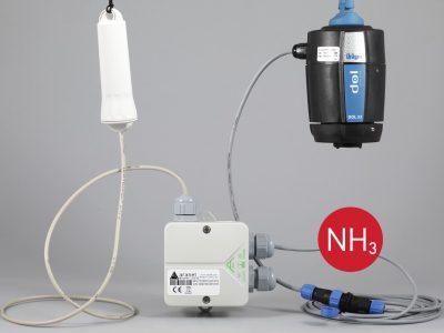 Aranet NH3 Sensor Kit